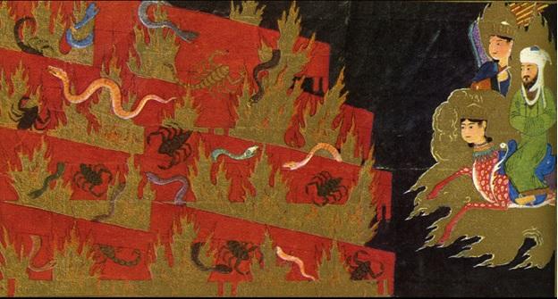 قرن 15، معراج نامه