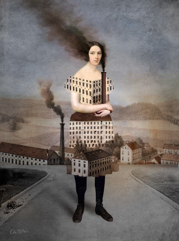 The Worker - Catrin Welz Stein