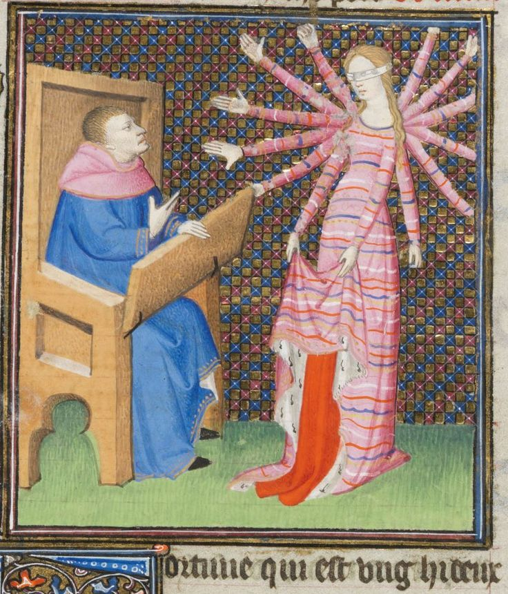Giovanni Boccaccio, Des cas des nobles hommes et femmes (French translation by Laurent de Premierfait), Paris ca. 1410